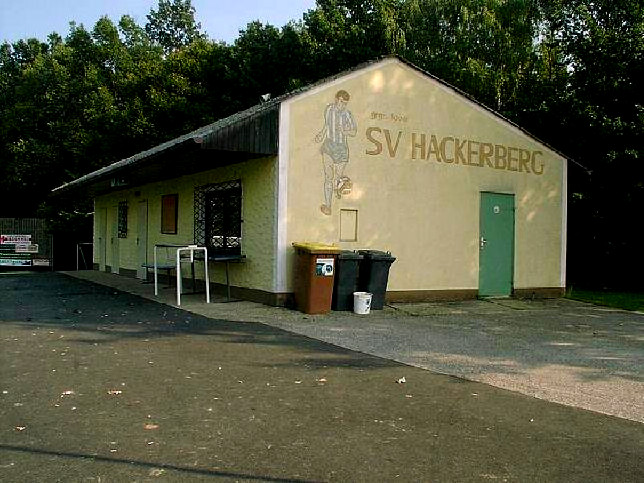 Hackerberg, Sportverein