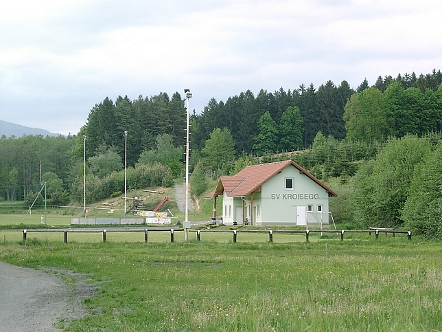 Kroisegg, Sportverein