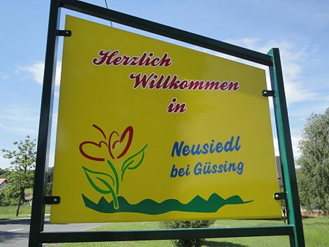 Beste Spielothek in Neusiedl bei Gussing finden