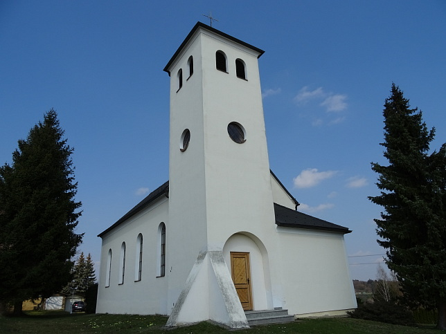 Neustift bei Güssing, Filialkirche Hl. Anton